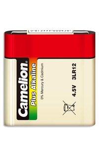 Camelion Plus Alkaline 1x 4.5V block battery