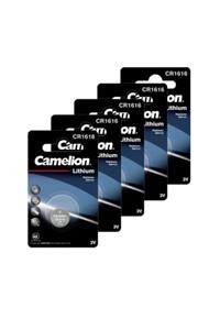 Camelion 5x CR1616 Knopfzelle (55 mAh)