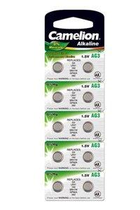 Camelion 10x LR41 Knopfzelle (24 mAh)