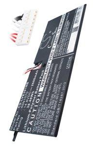 ThinkPad X1 Carbon 3444-CWU Akku (2600 mAh)
